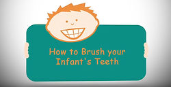 How to Brush your Infant's Teeth