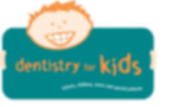 Dentistry For Kids Pediatric Dentistry Logo