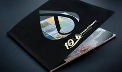 Разработка дизайна и полиграфическое производство брошюры для ООО «СК «РУСВЬЕТПЕТРО»