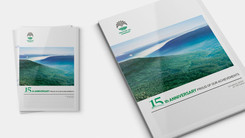Юбилейный отчёт для Иркутской Нефтяной Компании