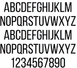 Bebas font.png