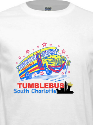 TUMBLEBUS South Charlotte Shirt