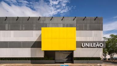 Retrofit das fachadas do campus Crajubar da Unileão