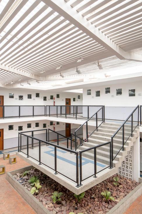ArchDaily   Clinic School FVS / Lins Arquitetos Associados   01.08.2019