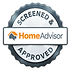 Screened and approved by Home Advisors