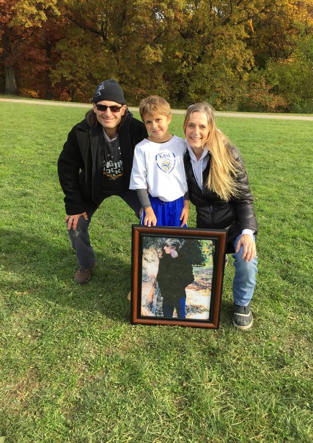 Alex with Kody's Parents