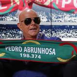 Criação do Cântico da Seleção com Pedro Abrunhosa