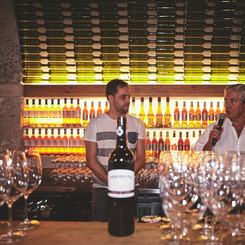 Prova Periquita com António Zambujo no By The Wine 2