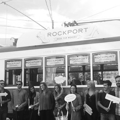 Rockport - Made for Movers - Concerto Especial António Zambujo no eléctrico