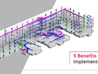 5 Benefits of BIM Implementation In Construction