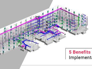 5 Benefits of BIM Implementation In Construction