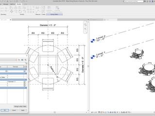 Parametric BIM Modeling