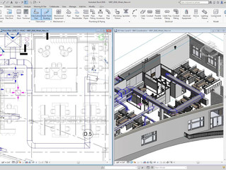 Revit Modeling; Successful Facilities Management