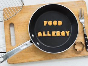Got these food allergies symptoms? Here is what you should do.