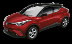 Toyota C-HR HV Mid