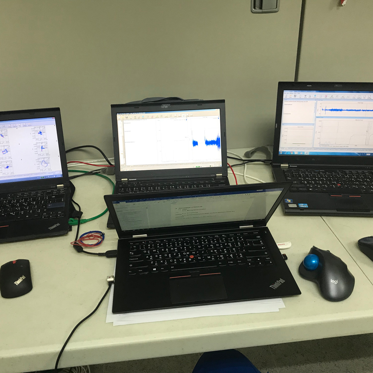 Collecting data for Remote Access