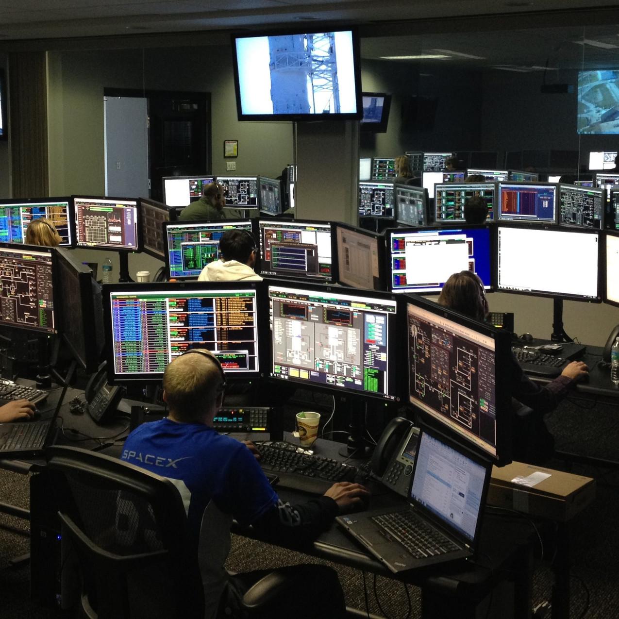Remote Monitoring Center Environment