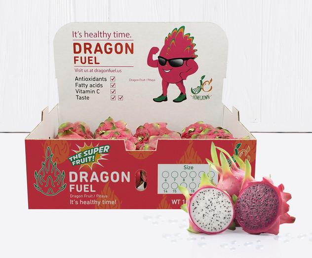 Box Dragon Fruit
