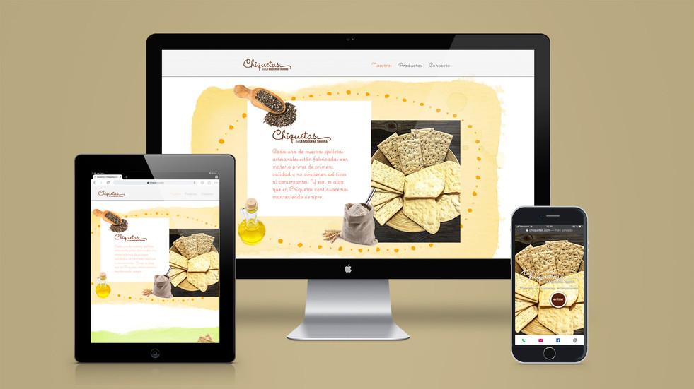 Site Chiquetas