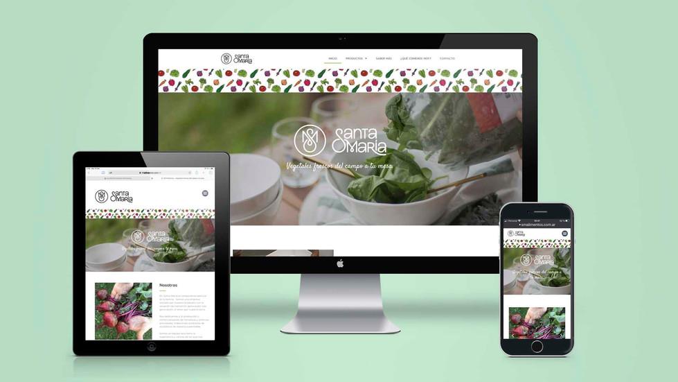 Site SM Alimentos