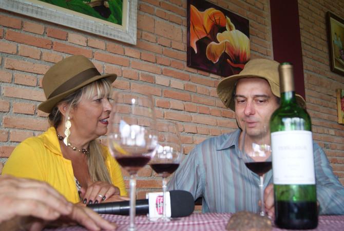 Vinho é saúde e tema de Mulheres Avassaladoras desta semana.