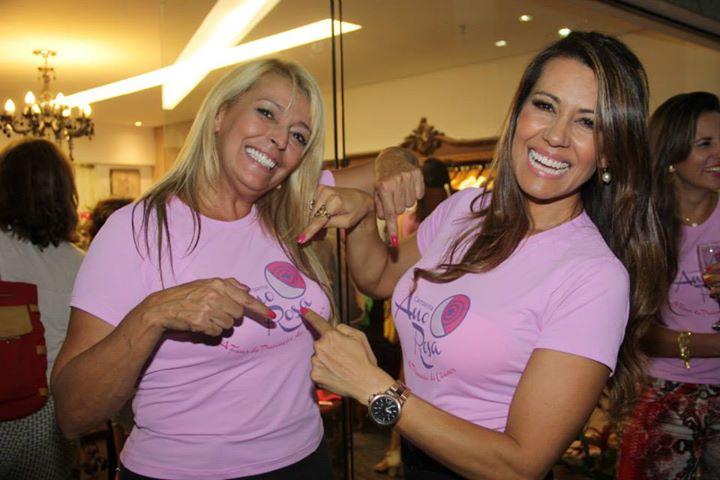Lançamento Camiseta Ano Rosa