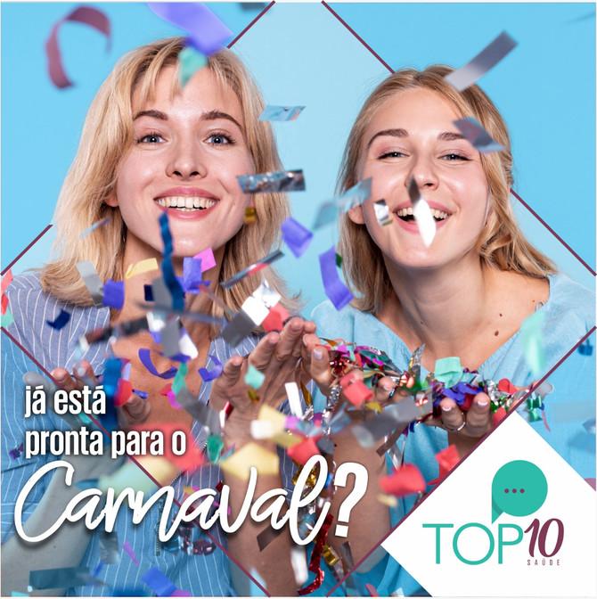 DESAFIO TOP10SAÚDE CARNAVAL😱😱😱😱😱- 21 DIAS