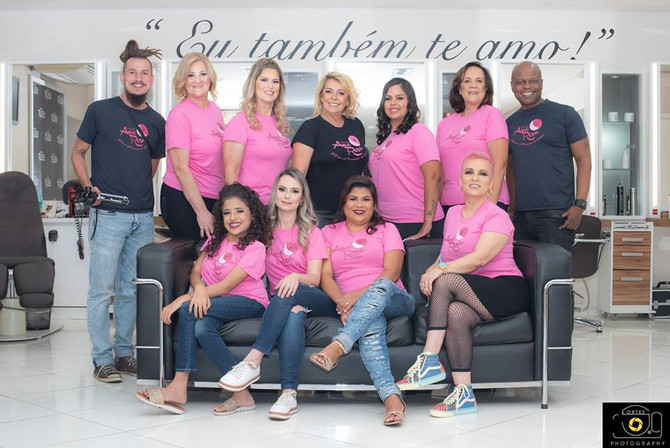 Ano Rosa apresenta a ação Eu Venci o Câncer