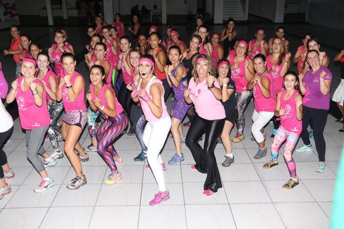 """""""Amparo Fitness Show"""" Com Solange Frazão"""