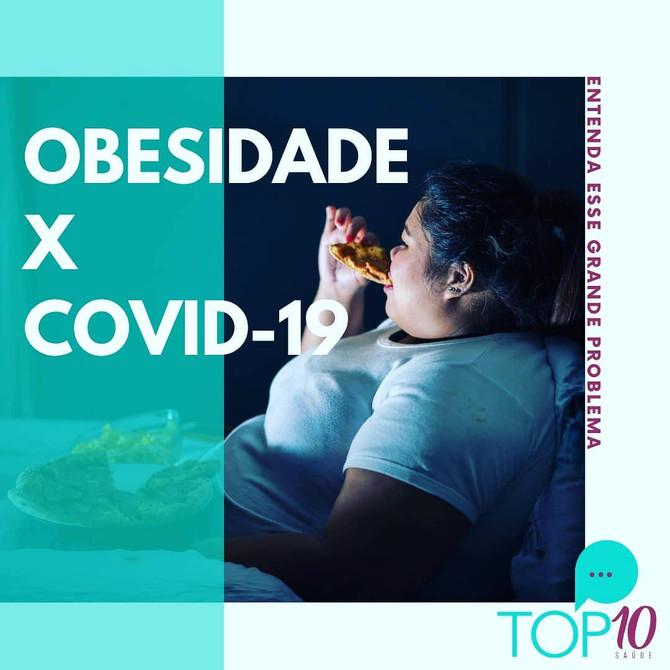 OBESIDADE x COVID
