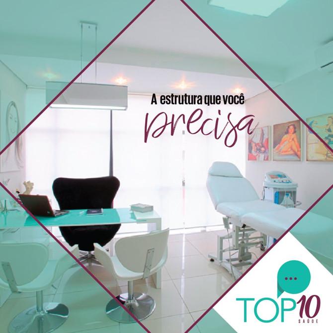 Seja uma #top10 saúde já!!!!