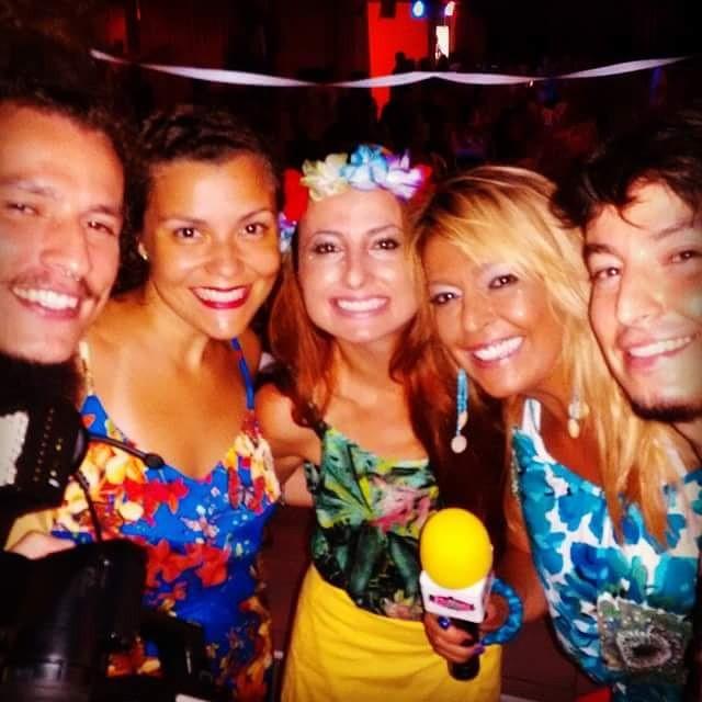 Mulheres Avassaladoras conta historia do Carnaval. Imperdível....
