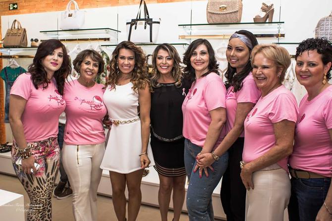 Ano Rosa Brasil em Grande evento Campinas. Já na telinha de Mulheres Avassaladoras