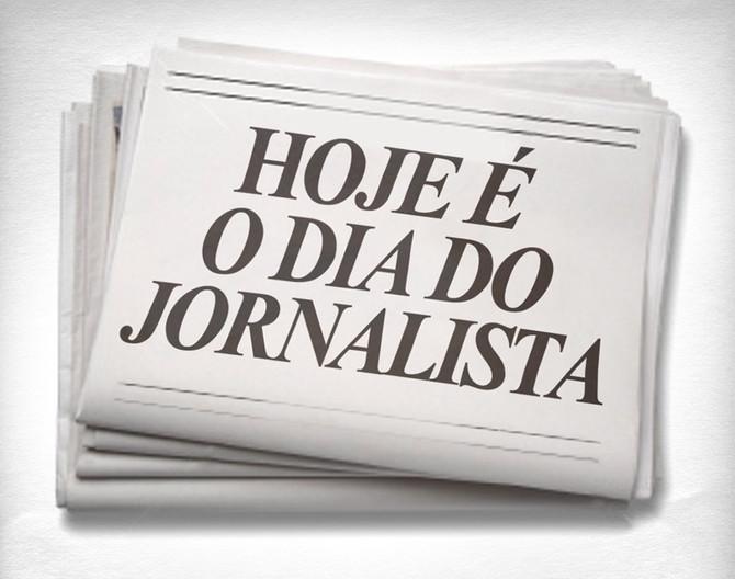Dia do Jornalista é comemorado anualmente em 7 de Abril.