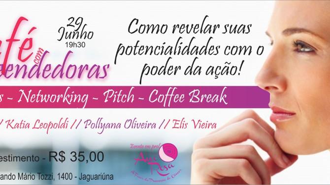""""""" Café com Empreendedoras """""""