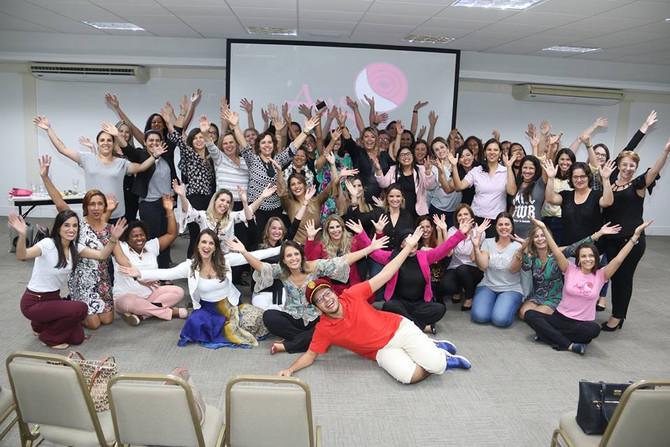 Ano Rosa promove/Noite das Mulheres - Jaguariúna - Março 2018