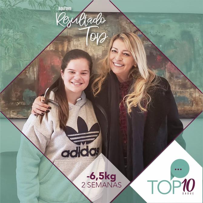 Se dá RESULTADO???? Acompanhe #top10saúde