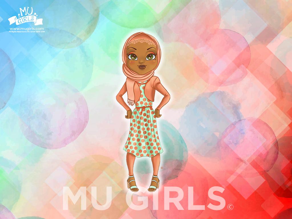 MU Girls Wallpaper