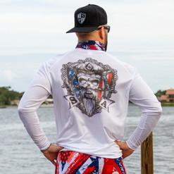 Americana Pirate Captain