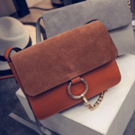Maxi Lambskin Leather