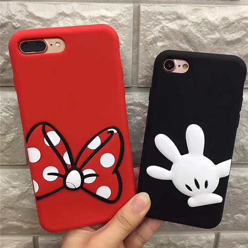 Mickey and Minnie Phone Case