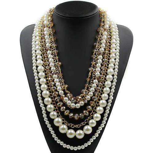 5 Multi-Layered Necklace