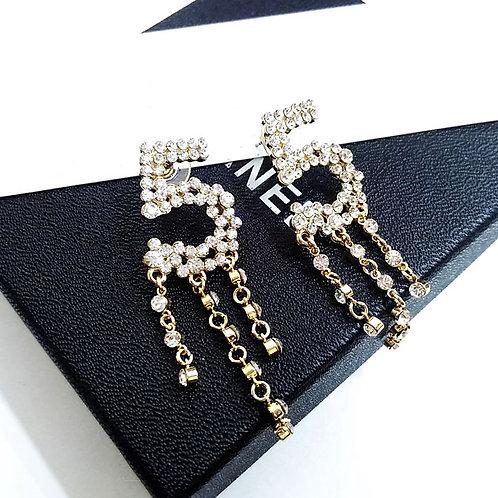 5 Tassle Earring