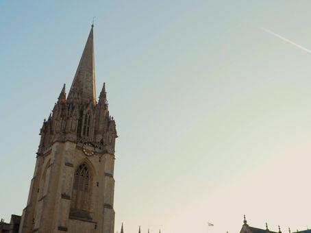 VLOG - Oxford Uni Wedding Showcase
