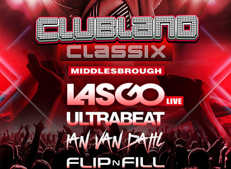 Clubland Classix | Saturday 2nd February