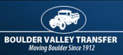 Boulder Valley Transfer