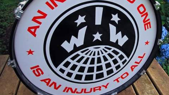 IWW Derry Monthly Online Branch Meeting