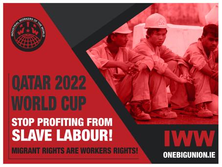 QATAR 2022: Migrant Worker Abuse
