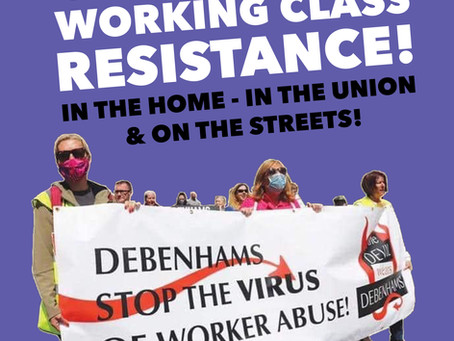 IWD 2021: Celebrate Working Class Resistance!