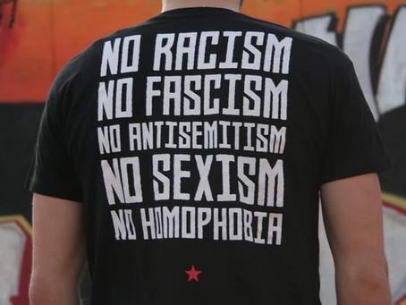 Fight Fascism: No Discussion – No Debate!
